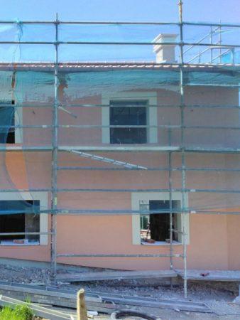 Rehabilitación de vivienda unifamiliar, Ourense